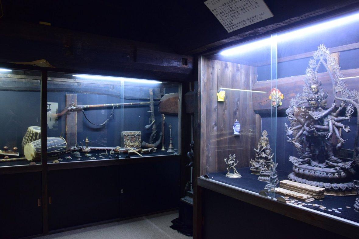 ネパール博物館